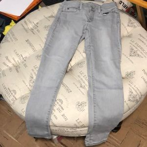 GAP gray leggings jeans size 27